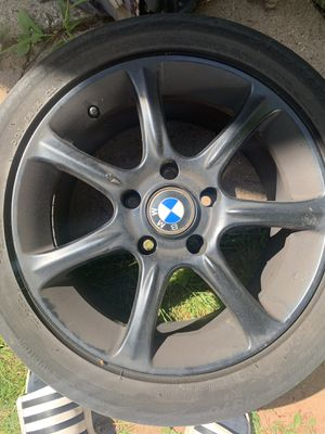 Black Bmw Rims for Sale in Wolcott, CT