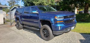 2017 Chevy Silverado RMT for Sale in Tacoma, WA