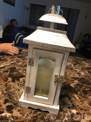 Rustic lantern for Sale in San Jose, CA