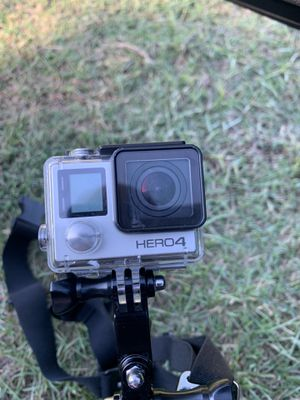 GoPro hero 4 w chest strap for Sale in West End, NC