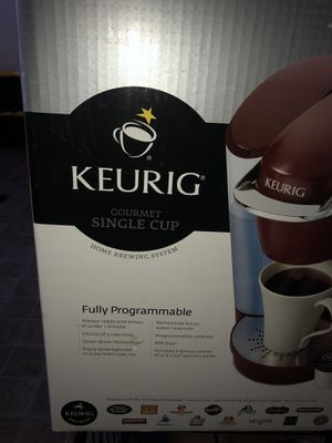 Keurig platinum for Sale in Winter Haven, FL