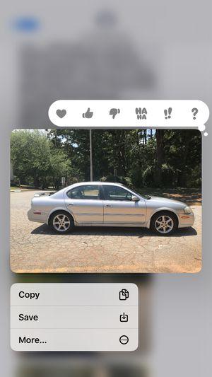 2003 Nissan Maxima for Sale in Lithonia, GA