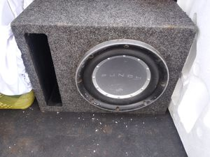 Rockford Fosgate p2 and boss amplifier for Sale in Tacoma, WA
