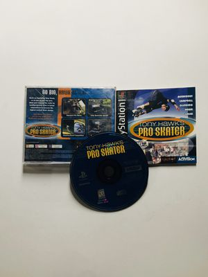 Tony Hawks Pro Skater PlayStation 1 ps1 for Sale in Long Beach, CA