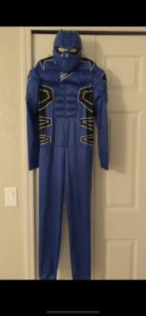 Power Ranger Fury Muscle Kids Costume-Size 10-Great for Dress up Fun !! -Smoke free home for Sale in Cape Coral, FL