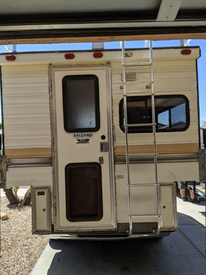1990's Saguaro truck camper for Sale in Avondale, AZ