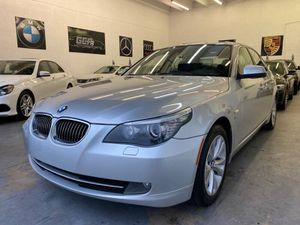 2010 BMW 5 Series for Sale in Hollywood, FL