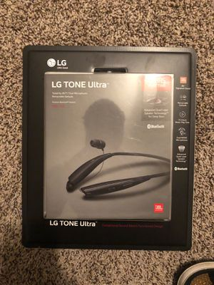 LG Tone Ultra Bluetooth Headset for Sale in Copperas Cove, TX