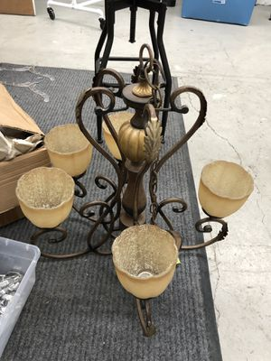 Chandelier with 5 lamps for Sale in New York, NY