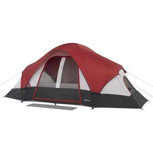 8-Person Family Camping Tent with Rear Window for Sale in Carlsbad, CA