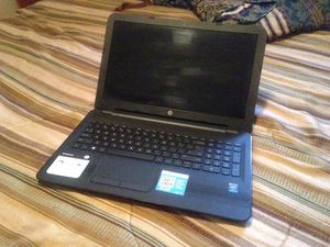 HP 15-ay075nr Hd notebook computer for Sale in Ontario, CA