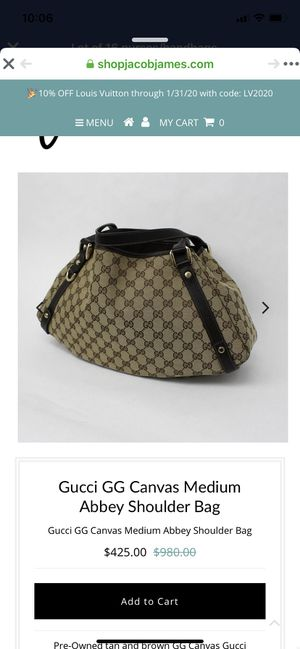 Gucci Abbey and wallet for Sale in Decatur, GA