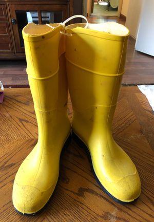 Rubber Rain Boots Men's 10.5 for Sale in Benicia, CA