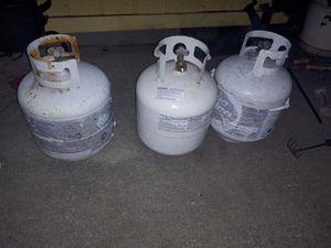3 propane tank empty for Sale in Renton, WA