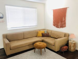 West Elm Sectional Couch for Sale in Denver, CO