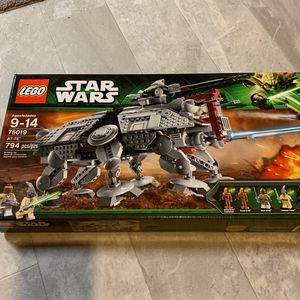 Star Wars Lego 75019 AT-TE for Sale in Bothell, WA