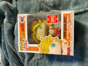 Super Saiyan Broly 2018 funko pop MINT for Sale in San Jose, CA