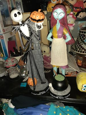 Nightmare before christmas figures for Sale in Greenwood, IN