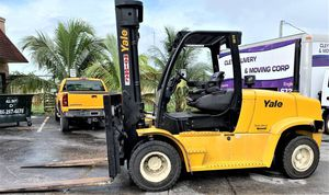 FORKLIFT YALE GDP190VXN DIESEL 2012 18,000 LBS for Sale in Miami, FL