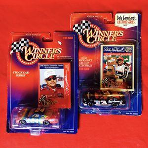 Collectible Dale Earnhardt & Jeff Gordon Cars (2) for Sale in Casa Grande, AZ