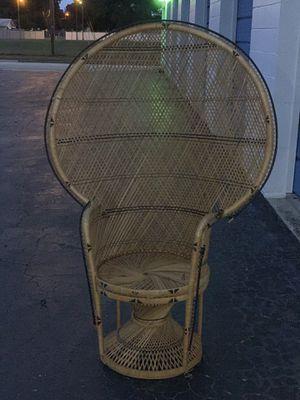 Wicker Chair for Sale in Orlando, FL