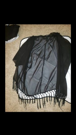 Macys Shawl/ Puff Vest for Sale in Beaverton, OR
