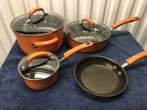 Rachel Ray Pot Set for Sale in Gaithersburg, MD