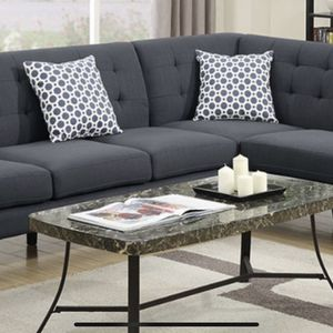 Grey Sectional 🎈🎈🎈🚚 for Sale in Fresno, CA