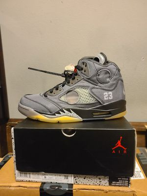 Off White- Jordan 5 for Sale in Anaheim, CA