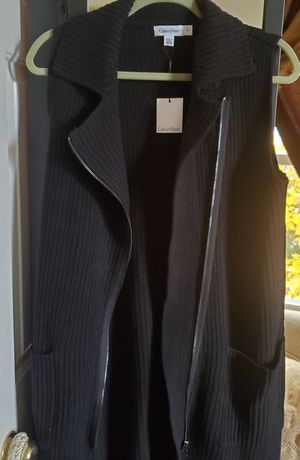 CALVIN KLEIN LONG SWEATER TUNIC for Sale in Bristol, CT