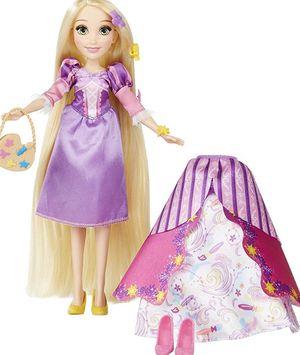 Disney Princess Layer 'n Style Rapunzel barbie barbies dolls character kid kids child children toys fun play girl girls for Sale in Kent, WA