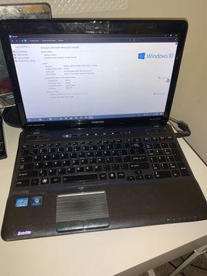 "Laptop Toshiba Satellite 15.6"" Intel Core i5 6Gb HDD 500Gb for Sale in Celebration, FL"