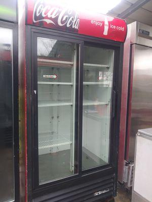 Coca-Cola 2-door true cooler for Sale in Houston, TX