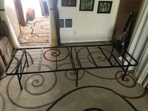 "Bed frame 27""x75"" for Sale in Beaverton, OR"
