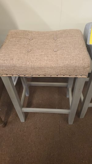 Saddle bar stool for Sale in Victoria, TX