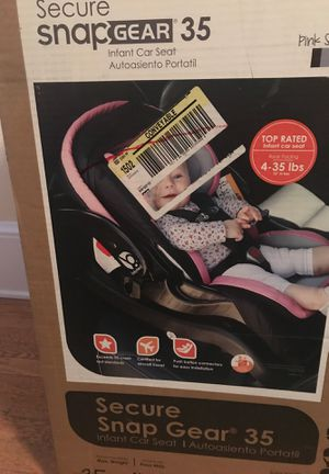 Baby Trend Snap Gear 35 infant car seat NEW IN BOX for Sale in Portland, OR