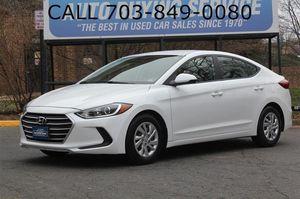 2017 Hyundai Elantra for Sale in Fairfax, VA