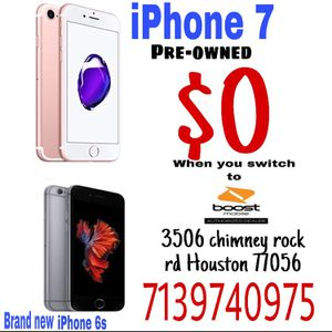 iPhones and androids free for Sale in Houston, TX