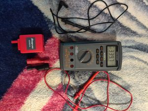 Bluepoint meter tester real nice shape for Sale in Osteen, FL