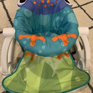 Fisher Price Sit-Me-Up Baby Chair - Frog for Sale in Vancouver, WA