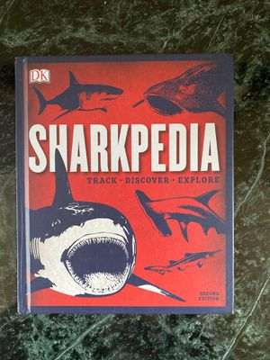 Sharkpedia Book for Sale in Boca Raton, FL