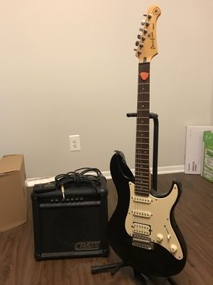 Yamaha Pacifica Guitar for Sale in North Potomac, MD