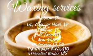 50% off WAXING SERVICES for Sale in Everett, WA