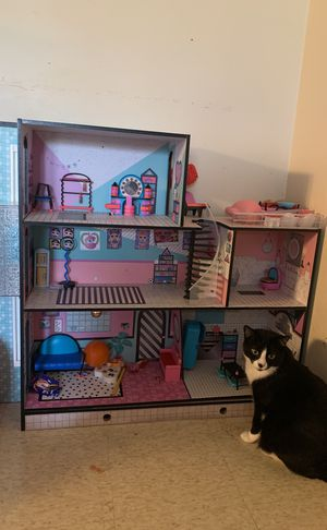Lol doll house for Sale in Cuyahoga Falls, OH