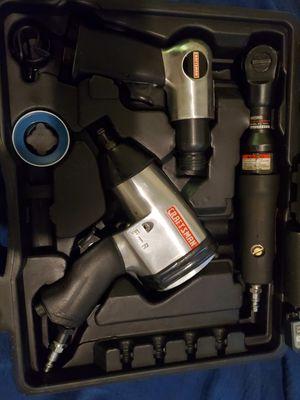 Craftsmen air tool set for Sale in Clovis, CA