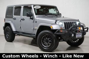 2013 Jeep Wrangler Unlimited for Sale in Lynnwood, WA
