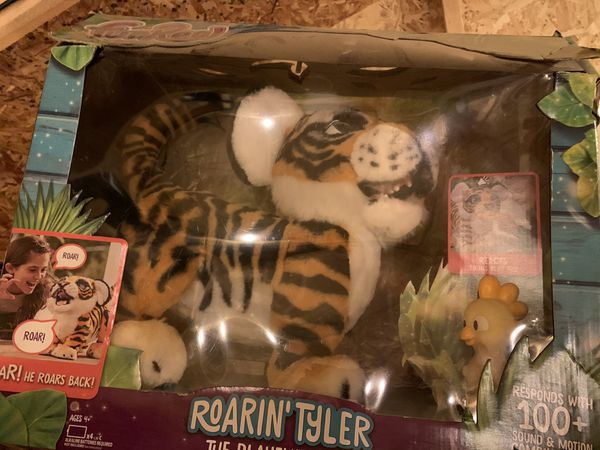 Furreal friends Tyler the Tiger Brand New in box