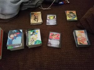 dragonball z cards for Sale in Port Orchard, WA
