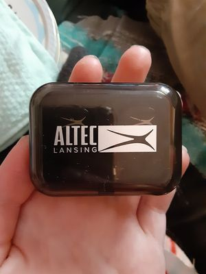 Altec Lansing wireless bluetooth earbuds for Sale in Indianapolis, IN