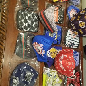 Mask face covering fashionable styles for Sale in Orlando, FL